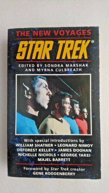 Star Trek: The New Voyages: Bk.1 by Titan Books Ltd (Paperback, 1992)